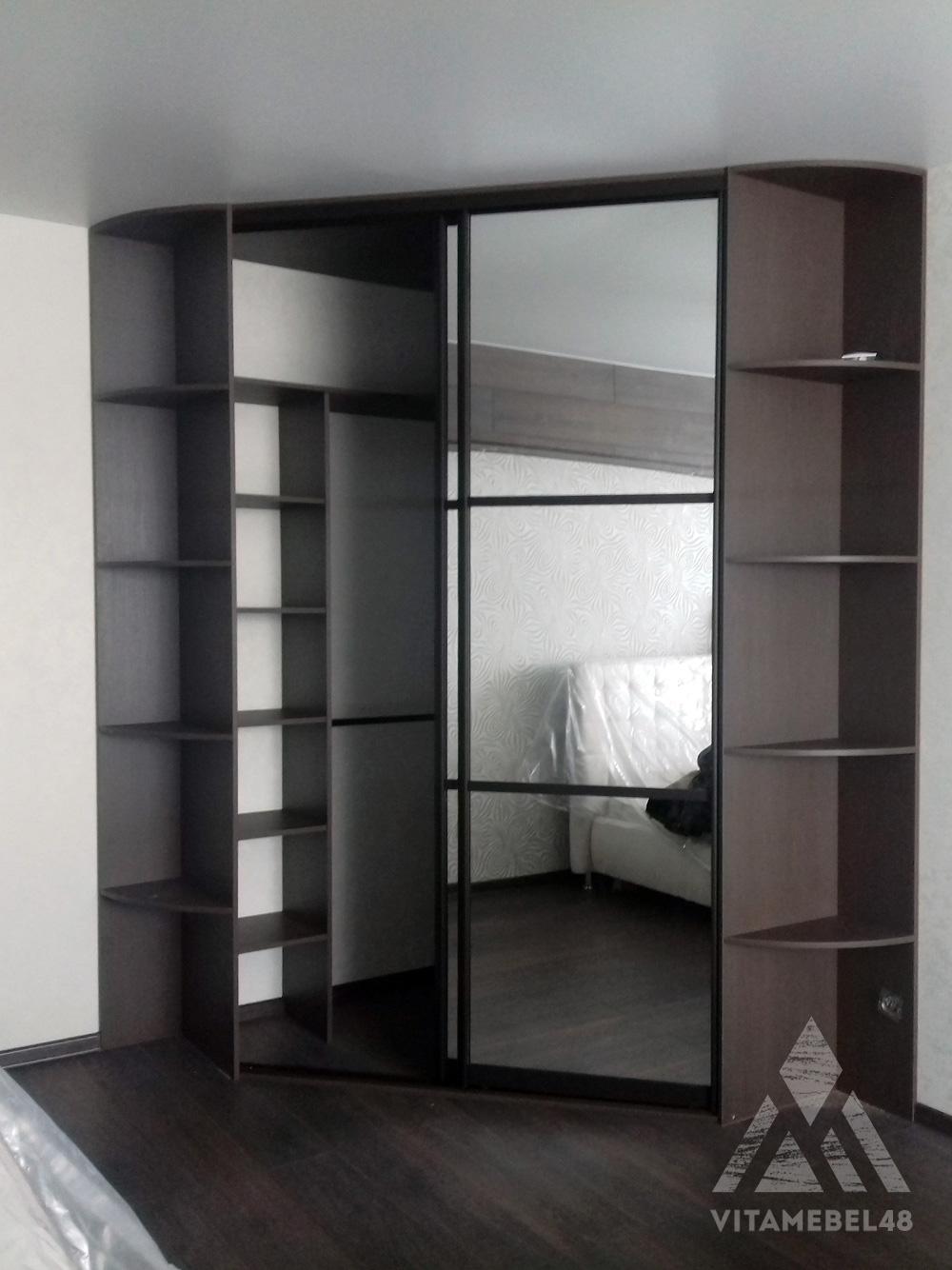 угловой шкаф купе в прихожую в спальню в гостиную цена фото и дизайн